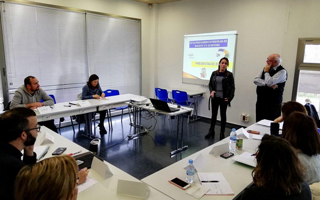 5/2/2019 Presentacions Eficaces a Sant Feliu de Guíxols