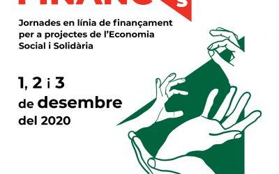 FinancESS, Jornades en línia per a projectes de l'Economia Social